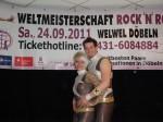 Vali & Rene beim World Masters in Döbeln