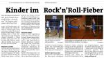 Artikel in der Wiener Bezirkszeitung